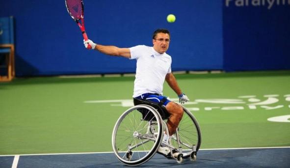 Les Jeux Paralympiques...L Equipe Tennis